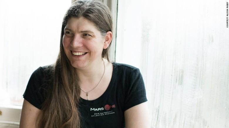 Alison Rigby