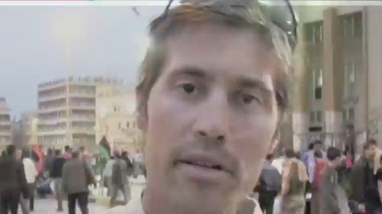 James Foley's parents speak out on U.S. hostage policy