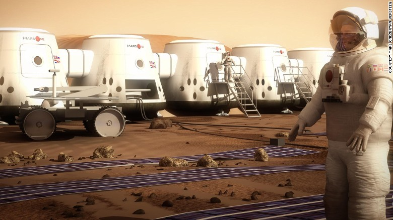 Die on Mars? Contestant: 'No more noble endeavor'