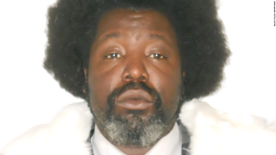 "Joseph Edgar Foreman, better known as Afroman, was arrested in Biloxi, Mississippi, on an <a href=""http://www.cnn.com/2015/02/18/entertainment/feat-afroman-video-fan-assault/index.html"">assault charge Tuesday, February 17.</a>"