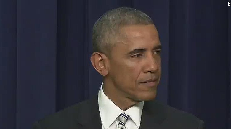 Obama counters 'violent extremism' in speech