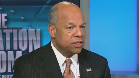 DHS Secretary: ISIS reaching into U.S. to recruit