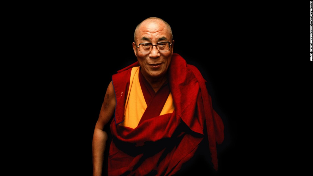 Dalai Lama knows how to handle anxiety attacks