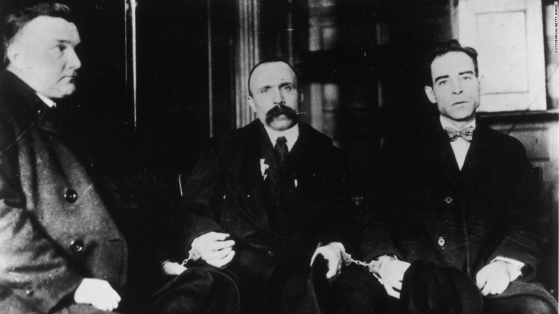 sacco and vanzetti innocent The case against sacco and vanzetti was a  a total of 99 witnesses testified that the two men were innocent--including dozens who  even sacco's former.