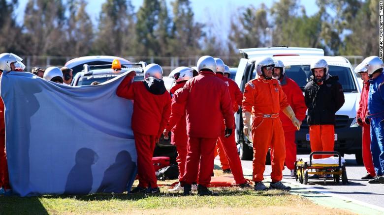 "Fernando Alonso ""se recupera bien"" dice McLaren-Honda"