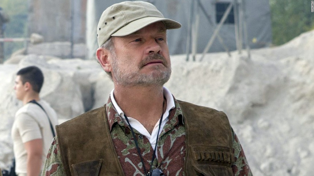 """Kelsey Grammer was a quadruple threat, winning the worst supporting actor award for his roles in """"Expendables 3,"""" """"Legends of Oz,"""" """"Think Like a Man Too"""" and """"Transformers: Age of Extinction."""""""