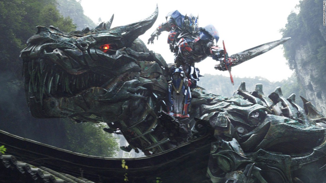 """Michael Bay received the Razzie for worst director for """"Transformers: Age of Extinction."""""""
