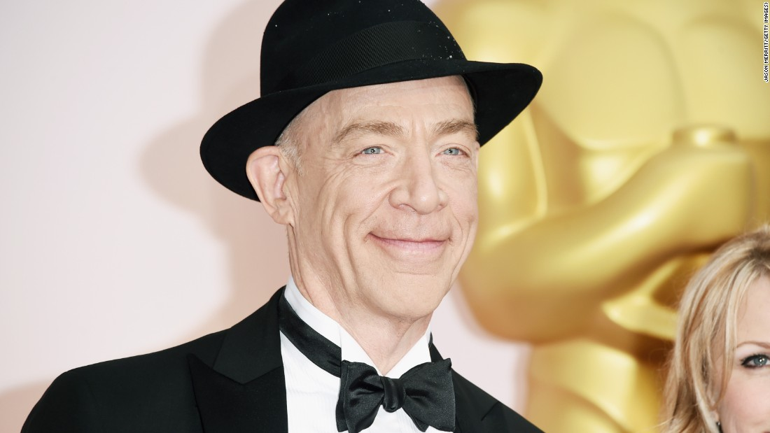 "Oscar winner J.K. Simmons' over-the-top performance as J. Jonah Jameson in the original ""Spider-Man"" trilogy endeared him in the hearts of comic book fans. He will return to that world starting in 2017 as Batman's ally Commissioner Gordon in the two-part ""Justice League"" movies. Click through to see other performers who play comic-book heroes and villains."