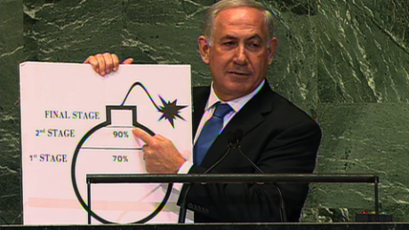 Reports: Documents challenge Netanyahu#39;s nuke claim