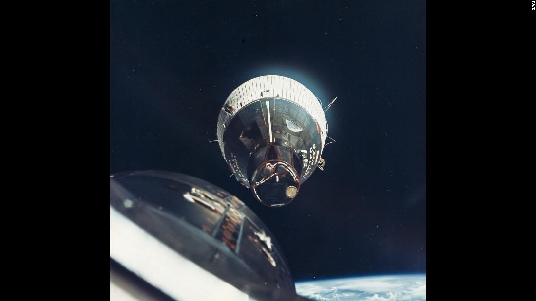first gemini space program - photo #13