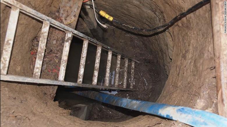 INTERNACIONAL: Sorprendente descubrimiento en Paris 150224122649-01-toronto-tunnel-exlarge-169