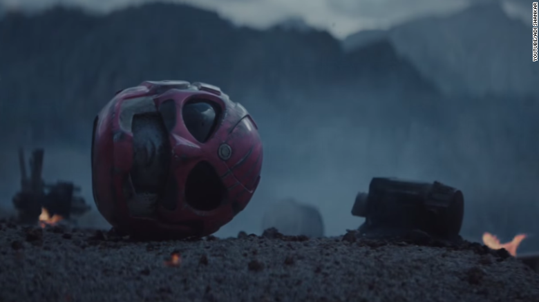 """Power/Rangers"" lit up the Internet last week and has been a calling card for its filmmakers."