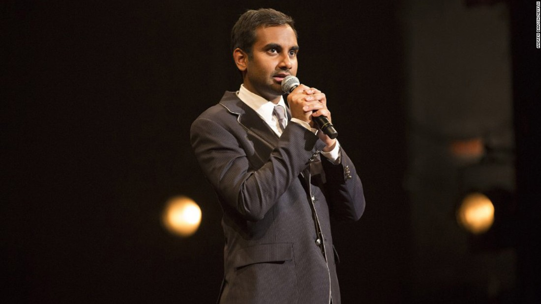 "Aziz Ansari stars in ""Master of None"" on Netflix."
