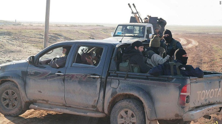 Death, slavery feared for Christians held by ISIS