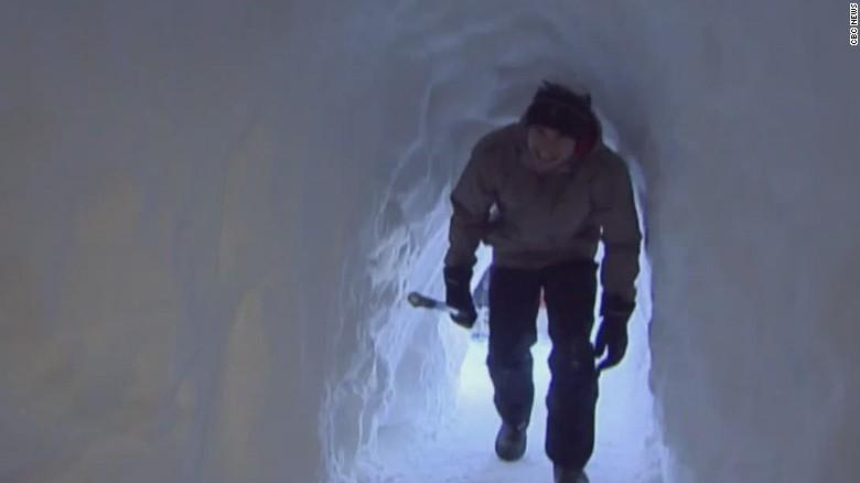 Resuelven el misterio del túnel de Canadá... bueno, más o menos