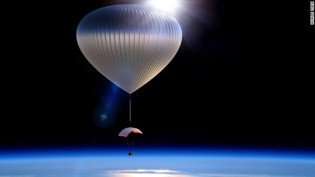 ¿Viajarías al espacio en globo? ¡Ahora es posible!