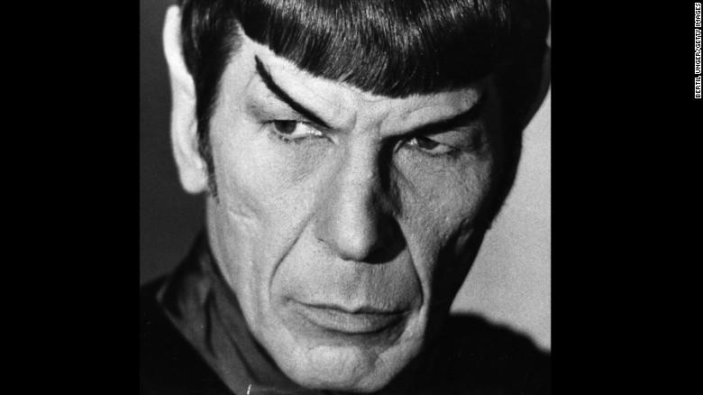 Muere Leonard Nimoy , 'Mr. Spock', a los 83 años