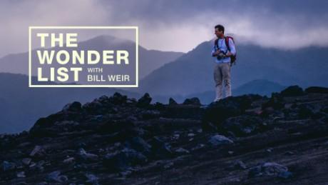 The Wonder List with Bill Weir, a CNN Original Series