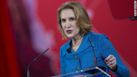 Carly Fiorina: The Anti-Hillary Clinton