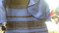 Al fin ¿de qué color ves este vestido?