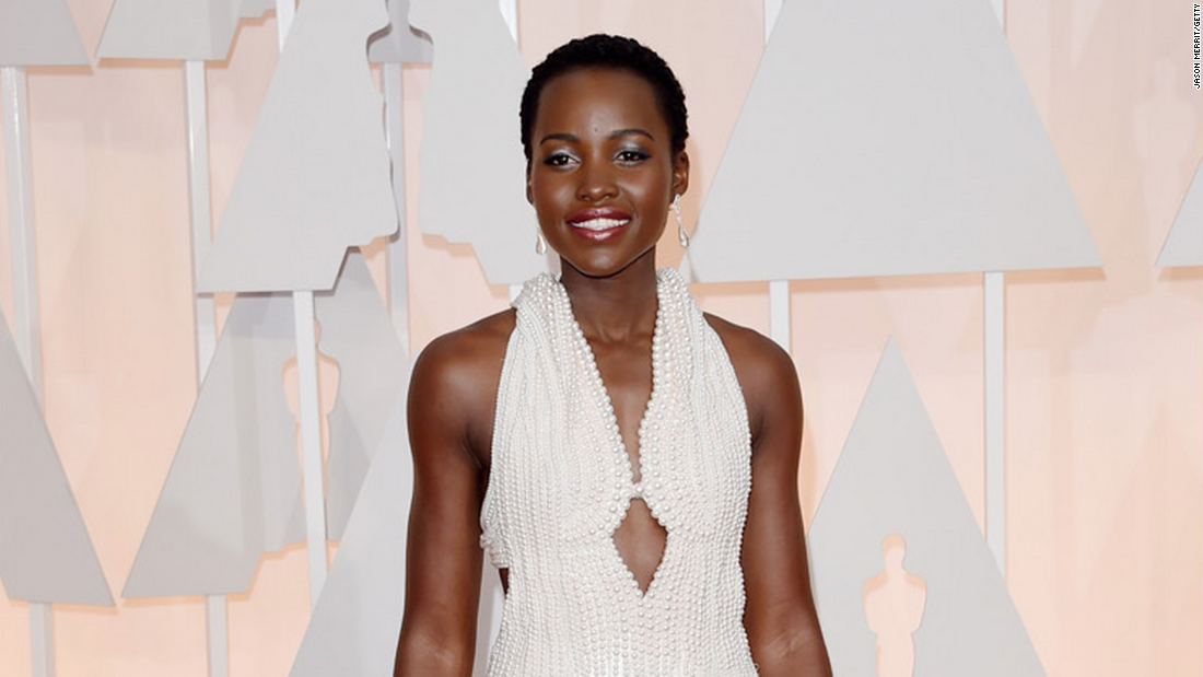 USAfricaonline : Lupita Nyong'o drops surprise rap video on Instagram