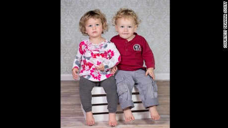 DeAnna Scott had twins through surrogacy at age 46. They are now 21-months-old.