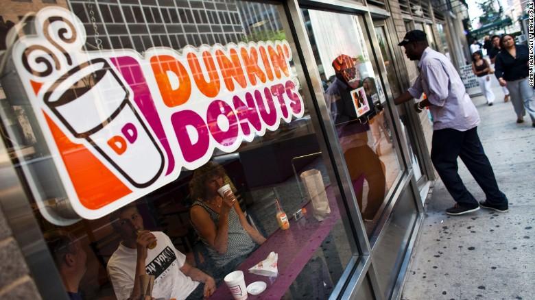 ¿Dióxido de titanio en las donas? Dunkin' Donuts anuncia que lo eliminará