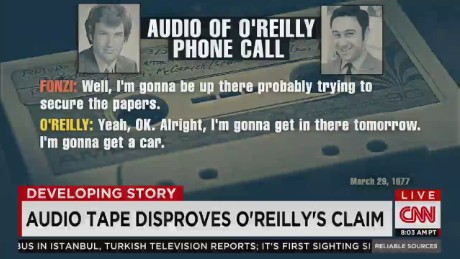 New exaggeration allegations against Bill O'Reilly _00032802