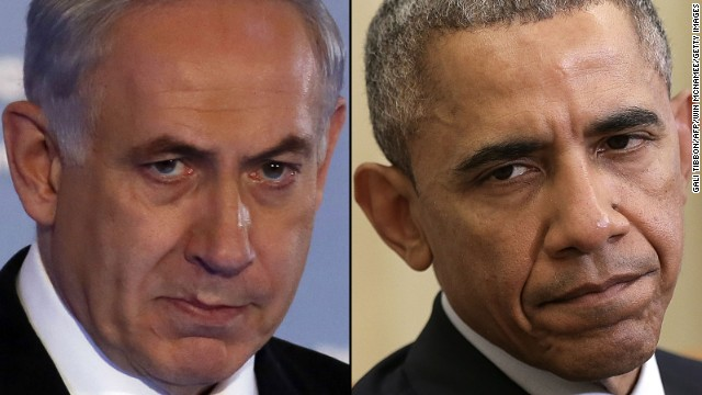 Obama 'revaluará' la relación entre EE.UU. e Israel tras comentarios de Netanyahu