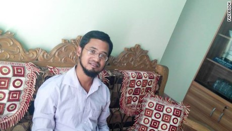 Bangladesh blogger murder: The prime suspect