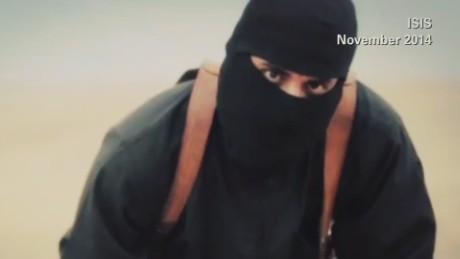 U.S. airstrikes target 'Jihadi John'