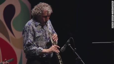 pkg amanpour iran jazz_00005406