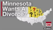 Is Minnesota the 'North' or part of the Midwest?