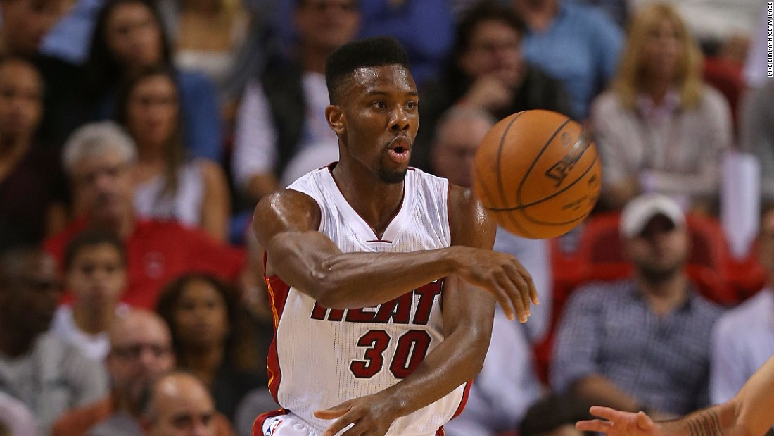 Two-time NBA champion Norris Cole was known for his defensive prowess while playing at Cleveland State in the Horizon League.