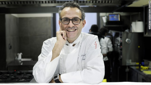 El chef Massimo Bottura: el alquimista que reinventó la cocina italiana