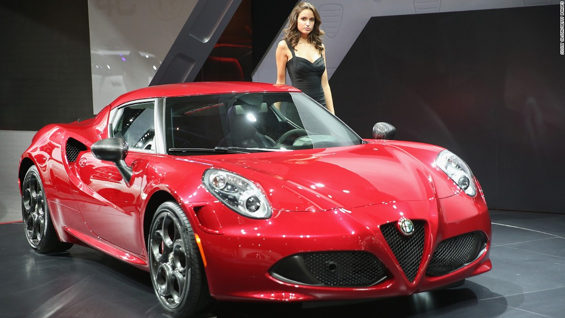 Italy doesn't even crack the top 20 in global auto production, but for out-of-your-league supercars that cover more adolescent male bedroom walls than Kate Upton, no other country can outrace Italy.