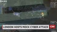 London hosts mock cyber attack