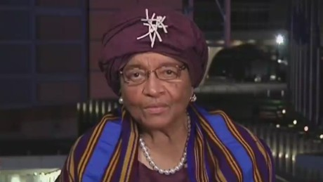 intv amanpour ebola liberia Ellen Johnson Sirleaf air_00080801.jpg