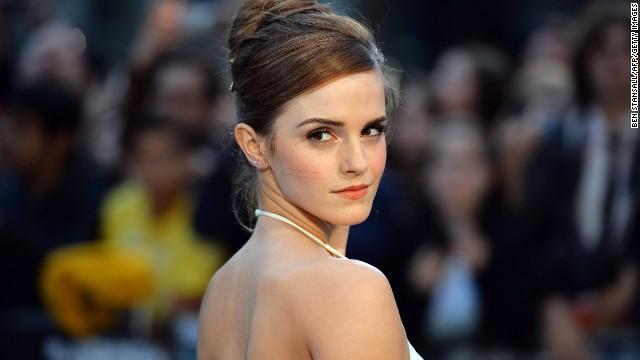 """Emma Watson a las mujeres: """"No dejes que nadie te diga lo que puedes lograr"""""""