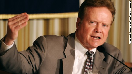 """Jim Webb: """"I look forward to listening and talking with more people in the coming months as I decide whether or not to run."""""""
