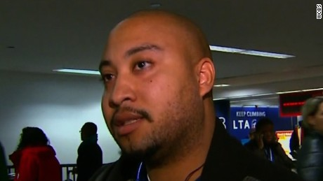 Delta passenger: I saw the plane approaching the water