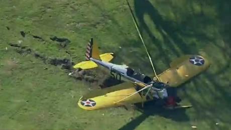 tsr harrison ford plane crash _00011017