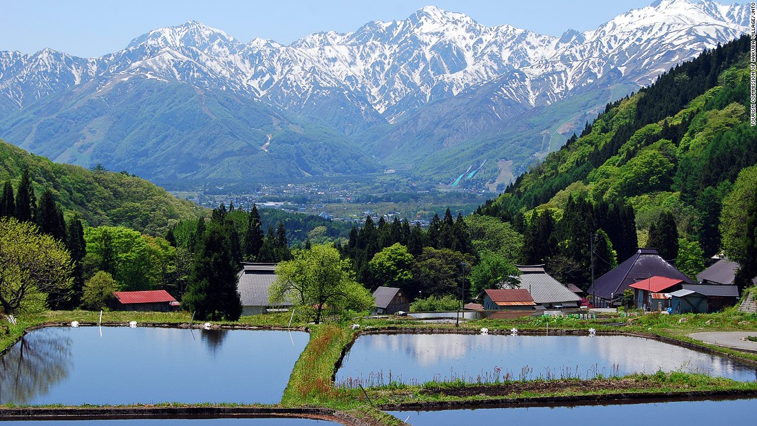 "Revered as a ski resort town in the northern Japanese Alps, Hakuba is equally appealing during the summer. The hike up to Happo Pond is among the most scenic trails in the country. <em><a href=""http://www.hakubatourism.jp/"" target=""_blank""><br />Hakuba village<em></em></a>,  Kitaazumi District, Nagano</em><em>, Japan</em><em>;  +81 261 72 7100</em>"