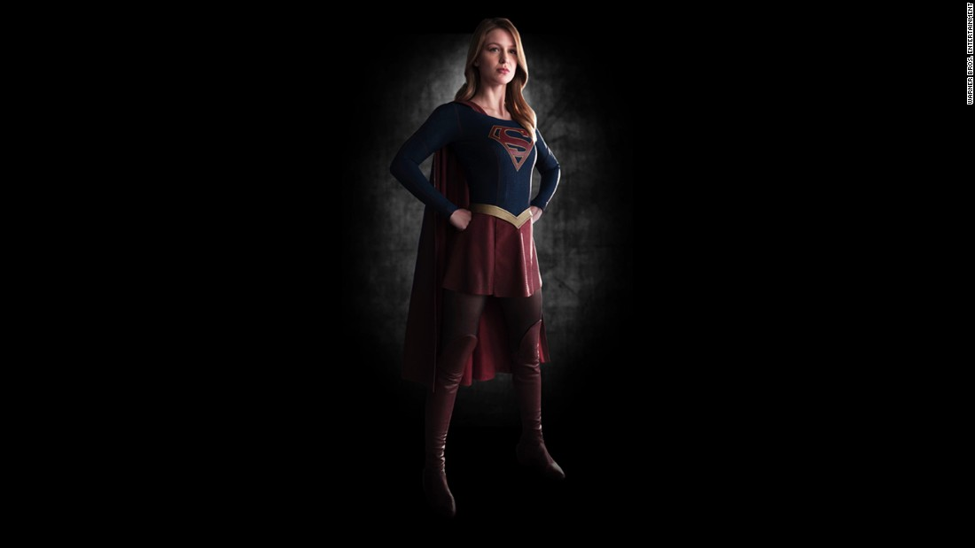 "The United States of Geekdom has been eagerly anticipating ""Supergirl,"" starring Melissa Benoist."
