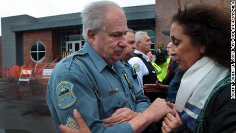 Ferguson Police Sgt. William Mudd.