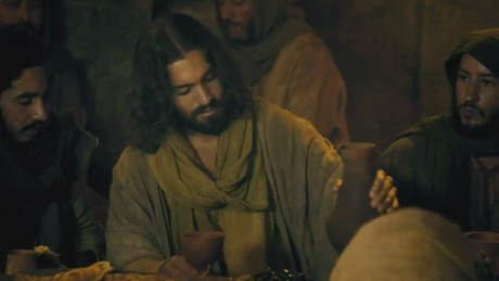 cnn finding-jesus last supper sense of forboding betrayal_00010917.jpg
