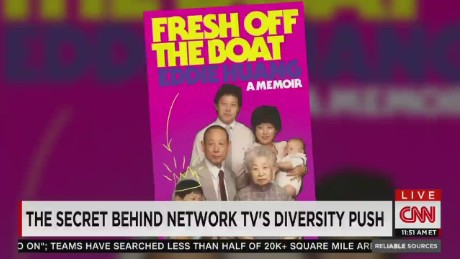 """""""Fresh Off the Boat"""" Author Eddie Huang on the TV show_00021129"""