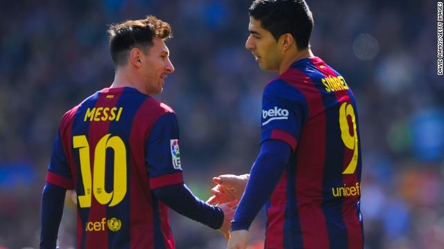 Messi marca un nuevo récord en la Liga al conseguir su 32 hat-trick ante el Rayo