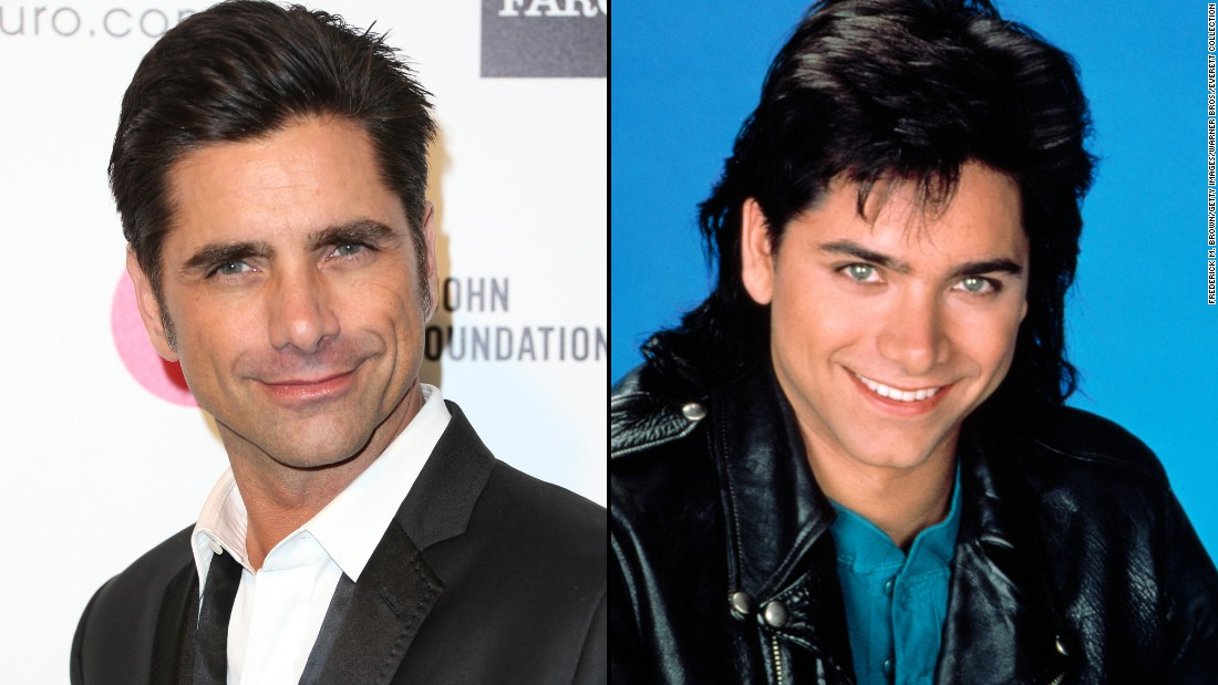 "After playing Jesse Katsopolis, John Stamos went on to play Dr. Tony Gates on ""ER."" He appeared on ""Glee's"" second season, among other shows, and now stars in the Fox series ""Grandfathered."""
