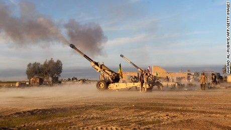 Iraqi leader: We can crush ISIS without coalition help